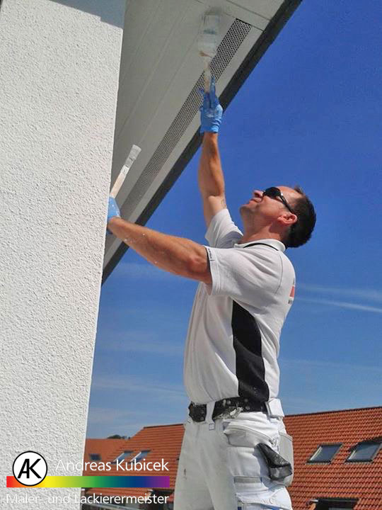Malermeister Lackierermeister Andreas Kubicek Bremen Fassadensanierung 01