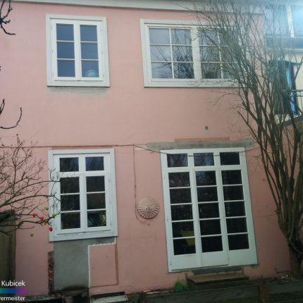 Fassadensanierung und Fassadenrenovierung in Bremen 04 vorher Fassadenschaeden