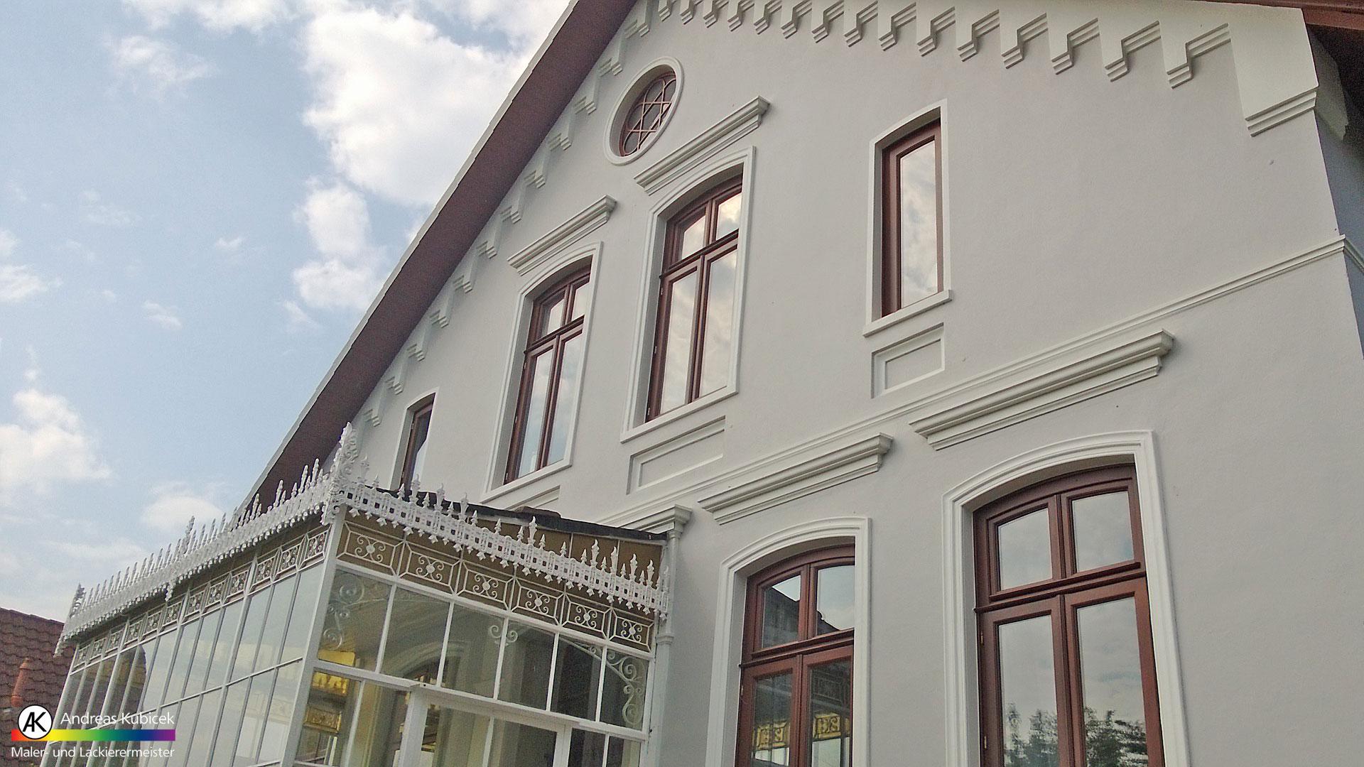 Fassadensanierung und Fassadenrenovierung in Bremen 08