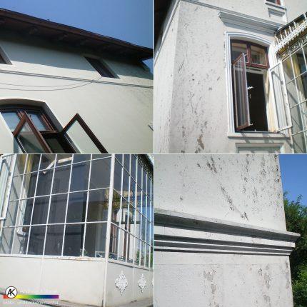 Fassadensanierung und Fassadenrenovierung in Bremen 10 Fassadenschaeden