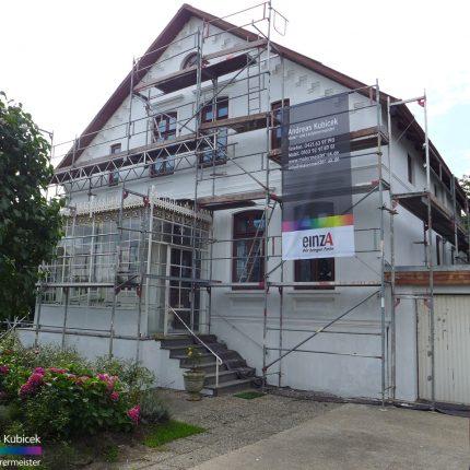 Fassadensanierung und Fassadenrenovierung in Bremen 11