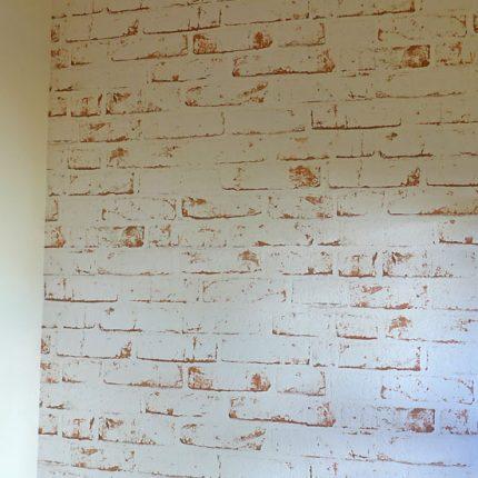 Tapezierarbeiten Malerarbeiten Bremen Steintapete 02