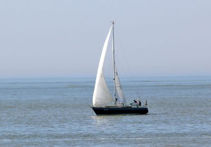 Urlaub Segelboot Nordsee