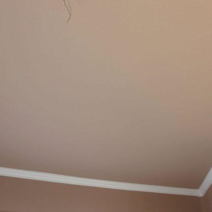 Wand Decke streichen Malerarbeiten Bremen Wohnraumgestaltung Maler 05