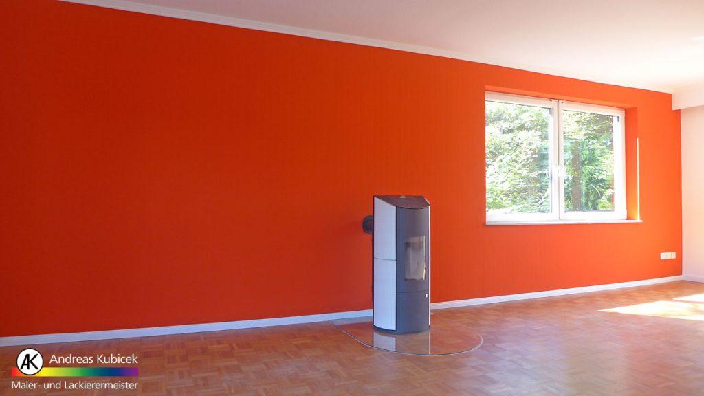 Wand Decke Streichen Malerarbeiten Bremen Wohnraumgestaltung Maler ...