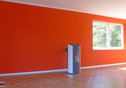 Wand Decke streichen Malerarbeiten Bremen Wohnraumgestaltung Maler 06L